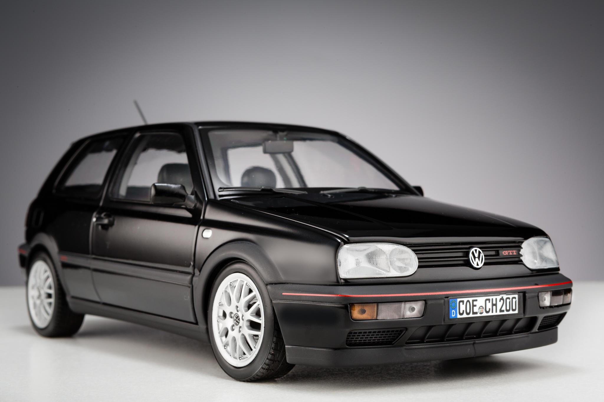 VW Golf GTI MK2 1986