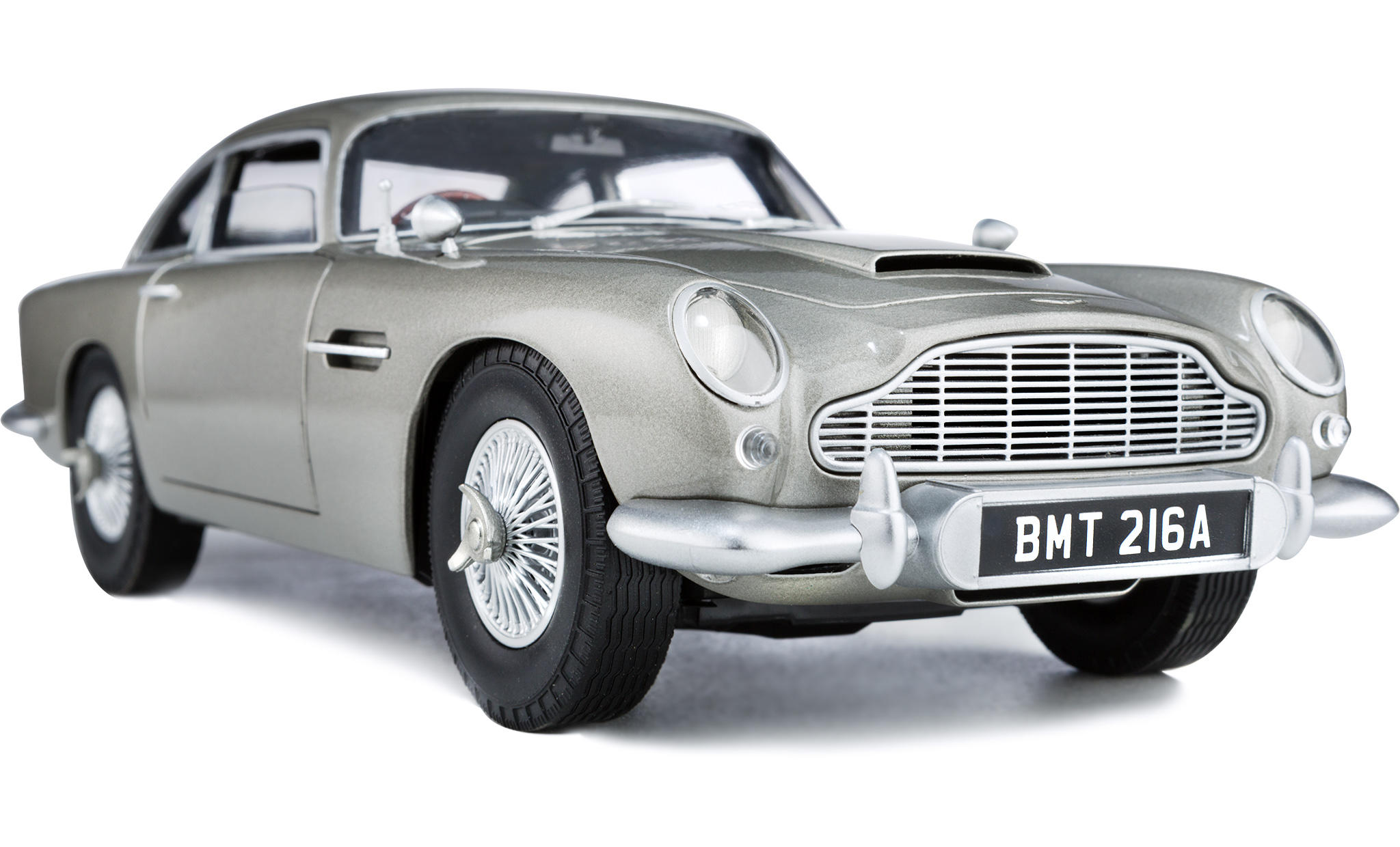 Jame Bond Goldfinger Aston Martin DB5