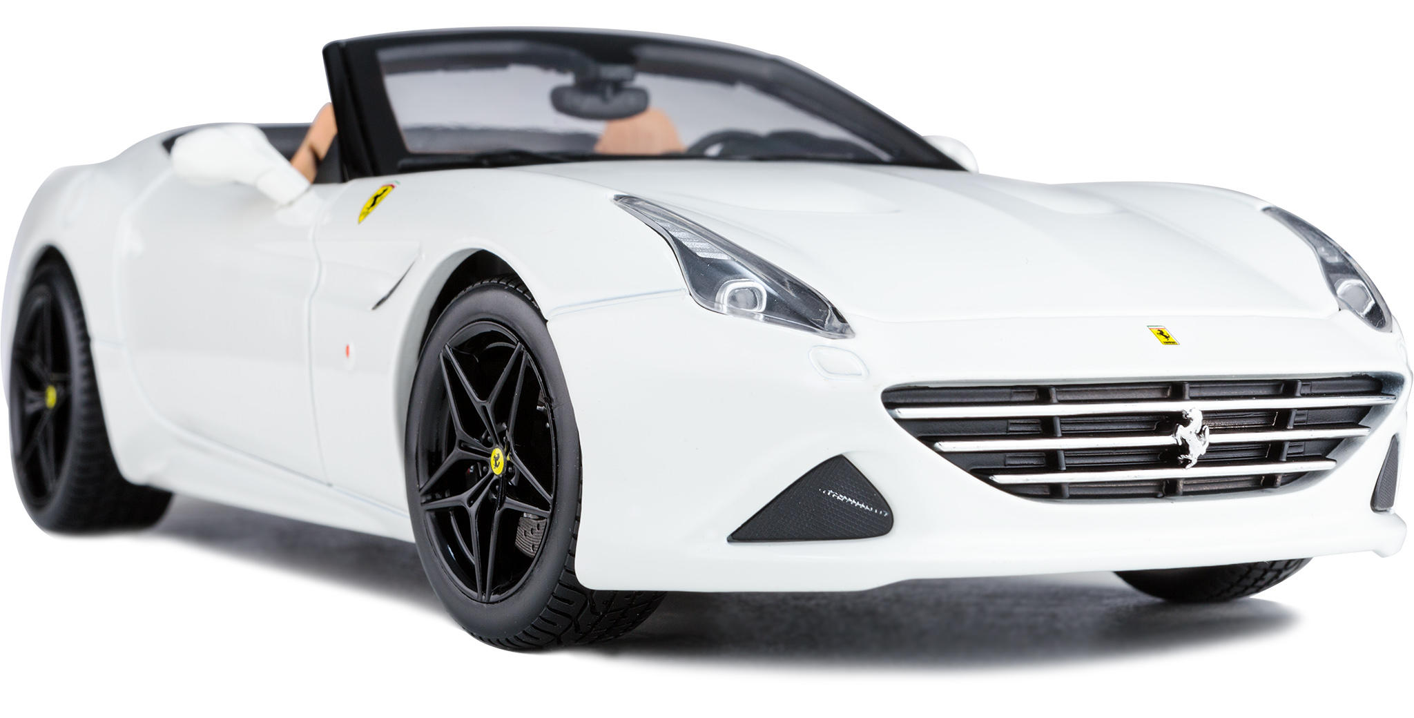 Ferrari California T Open Top Signature 1:18 Scale Diecast Model Car