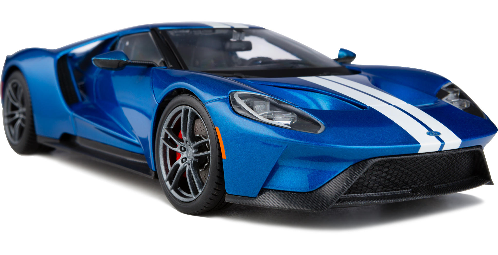 Ford Gt  Exclusivecast Model Car