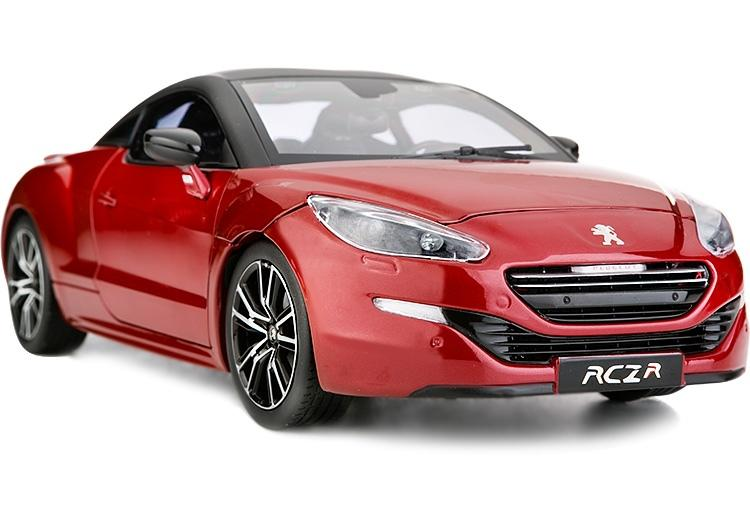 Peugeot Model Cars