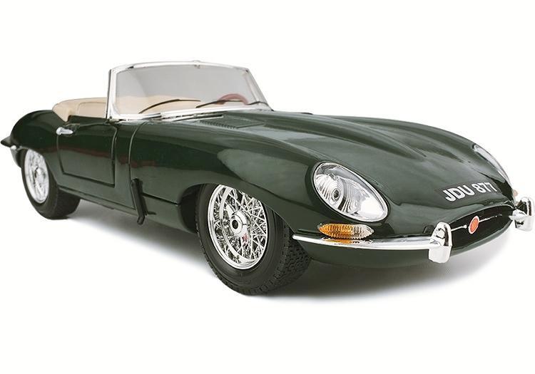 Jaguar E Type Cabriolet