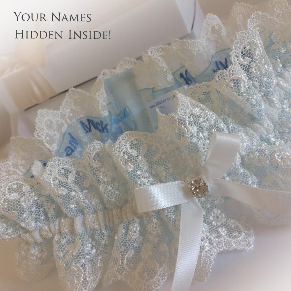 Wedding Garter Symbolism: What Does A Wedding Garter Symbolize: Something Blue 006