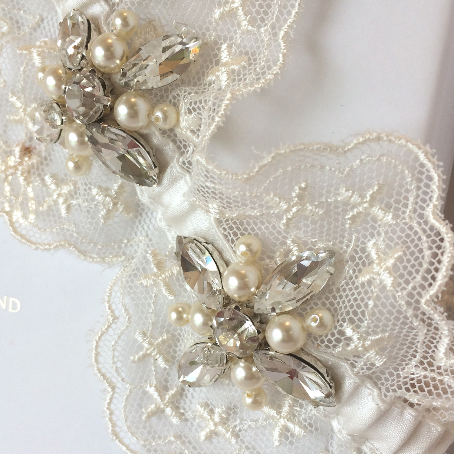 Jayla wedding garter a bride gift