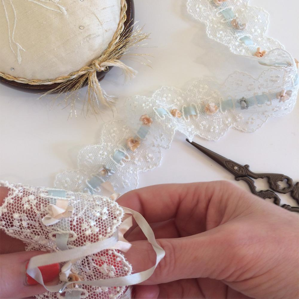 Bespoke Wedding Garters