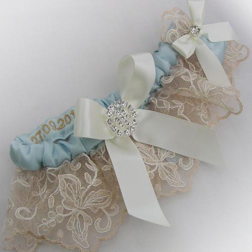 bridal wedding garters