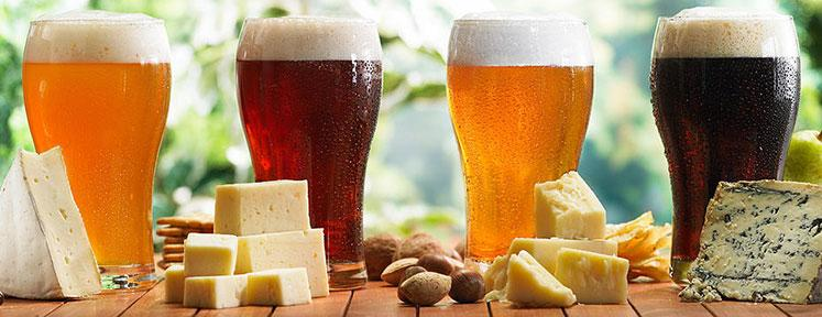 WINE, CIDER OR BEER? Choice accompaniment for your cheese.