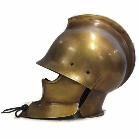 late thracian helmet