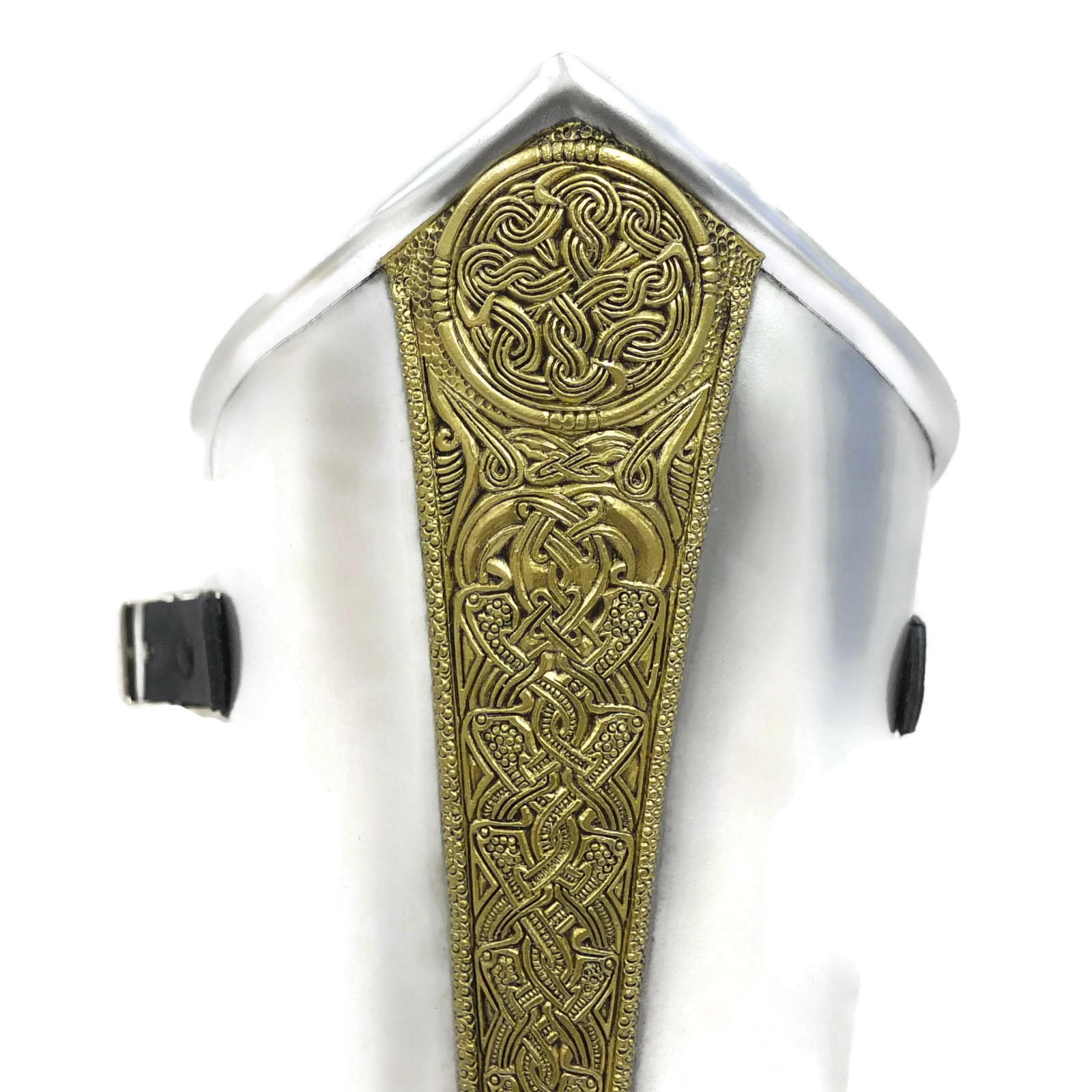Celtic design sovereign larp bracers