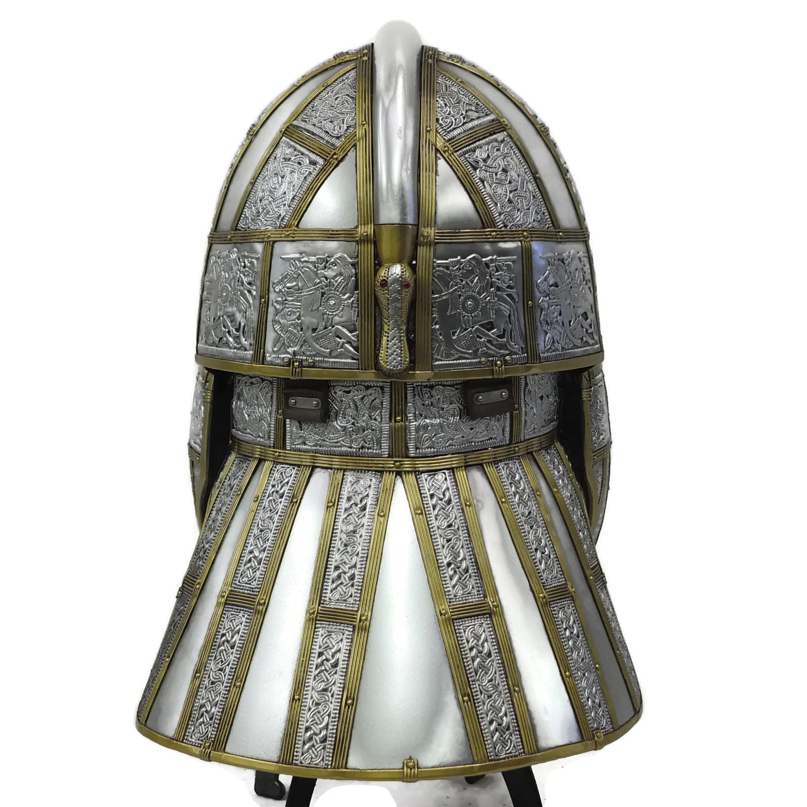 Larp armour sutton hoo helmet - Hoo showroom ...