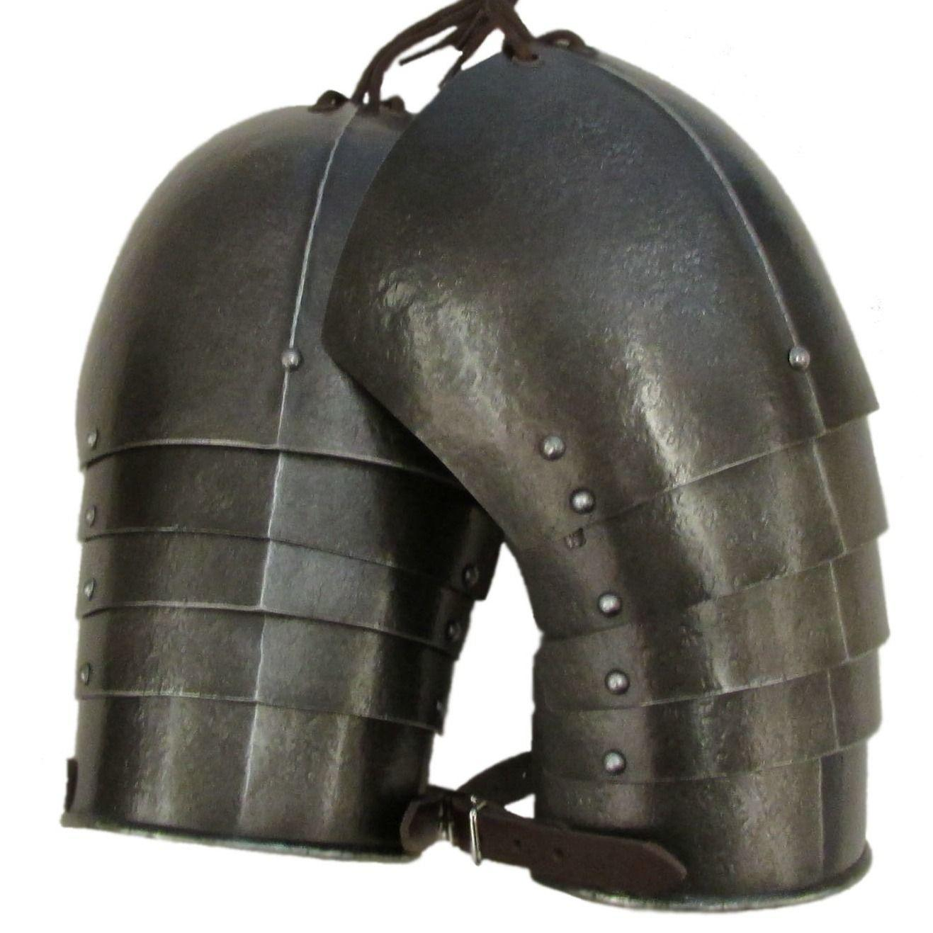 Mulit plate larp shoulders