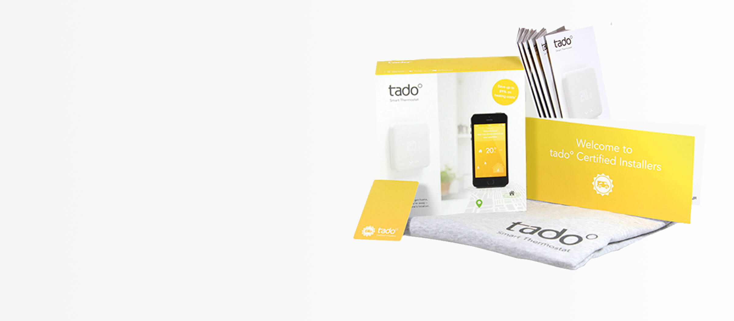 <h2>Be ready to compete in the first smart thermostat winter</h2> <p>Get started today with our exclusive member tado welcome pack</p>