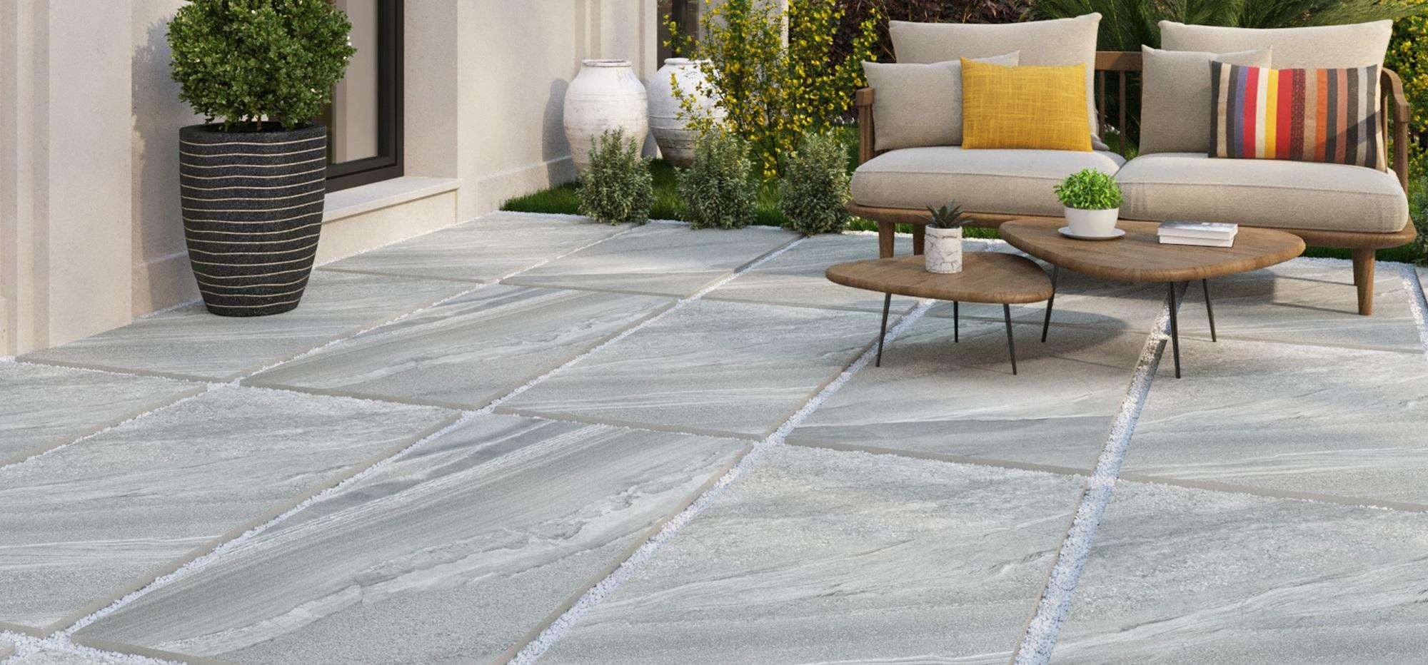 20mm PORCELAIN PAVING TILES (R11- Non Slippery)