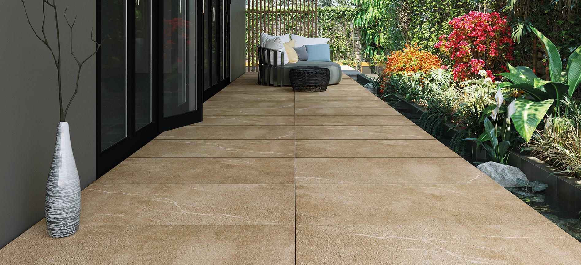 10mm Porcelain Tiles ( Suitable For Outside )
