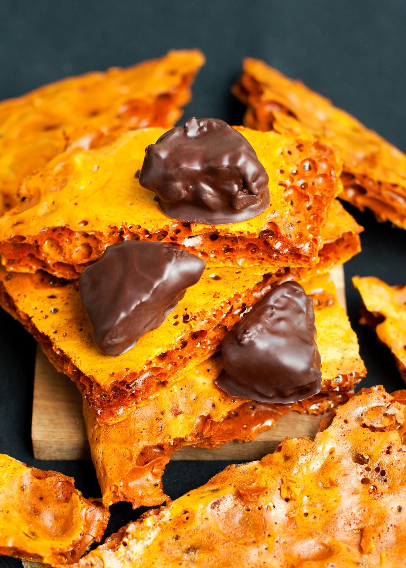 Honeycomb & Fudge