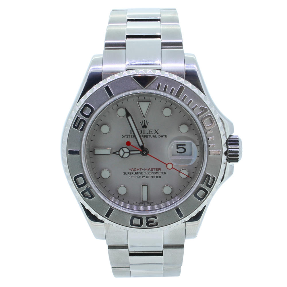 Pre-Owned Rolex Yacht-Master 16622