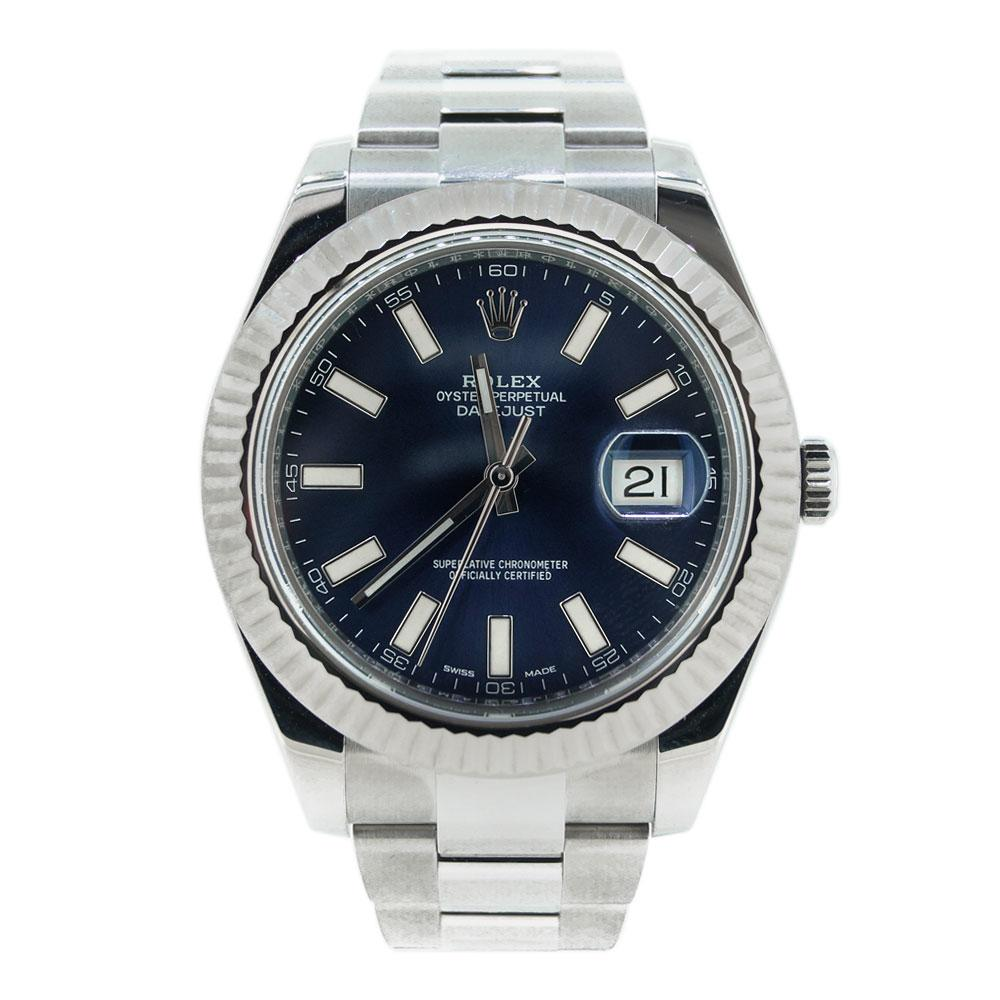 New Unworn Rolex DateJust 116334