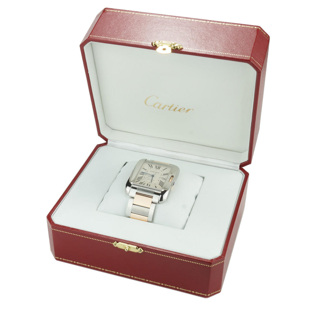 Cartier Tank Anglaise Box