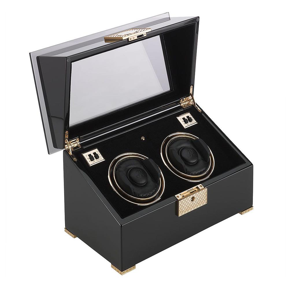 Rapport  Black Rose Duo Watch Winder