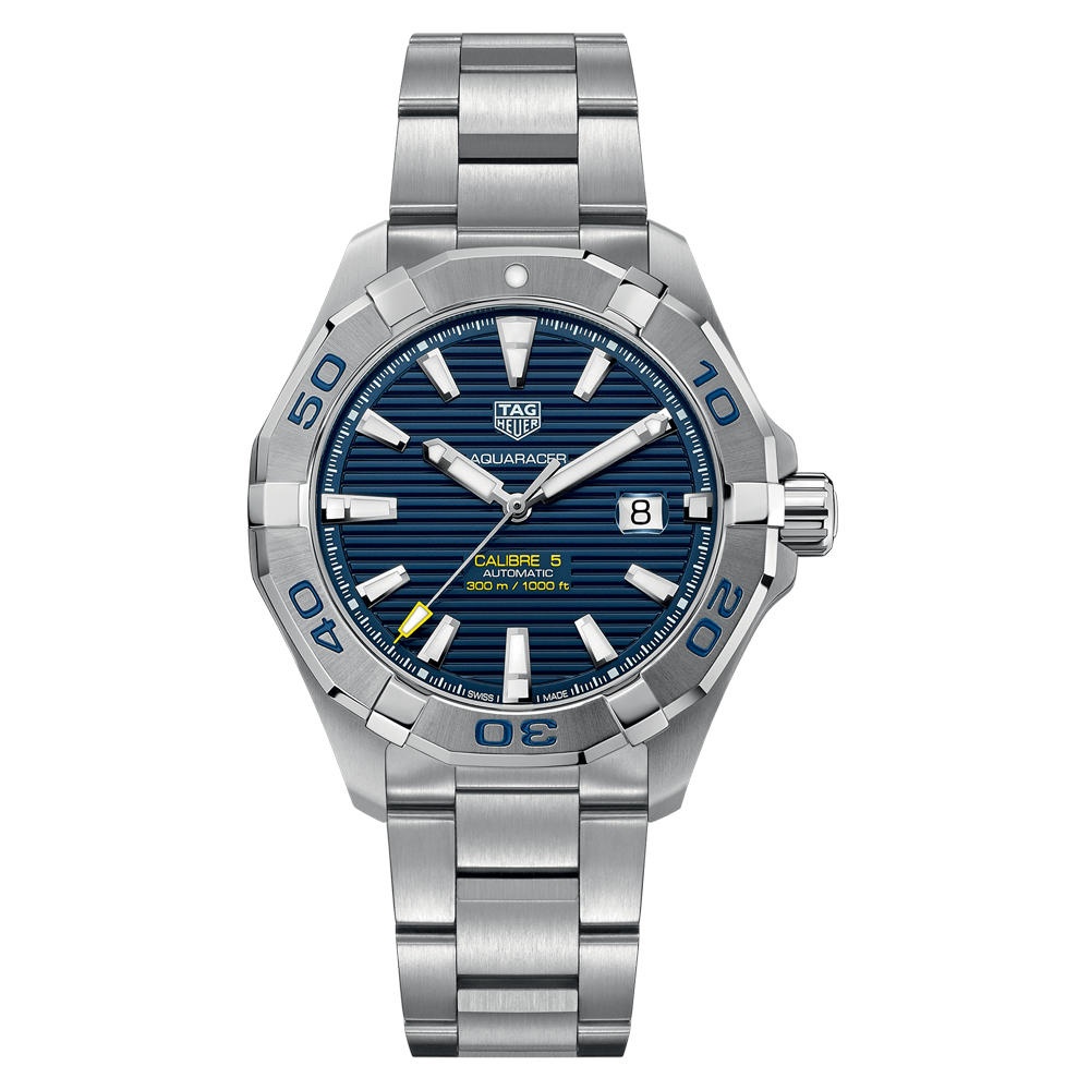 TAG Heuer Aquaracer Calibre 5 WAY2012.BA0927