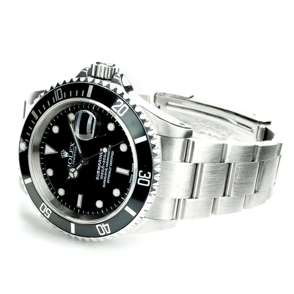 Pre-Owned Rolex Submariner Date 16610