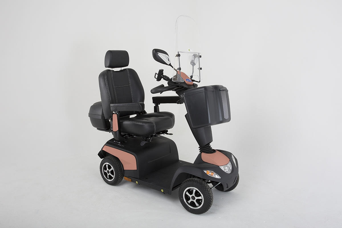 Invacare Orion Metro Crystal Copper