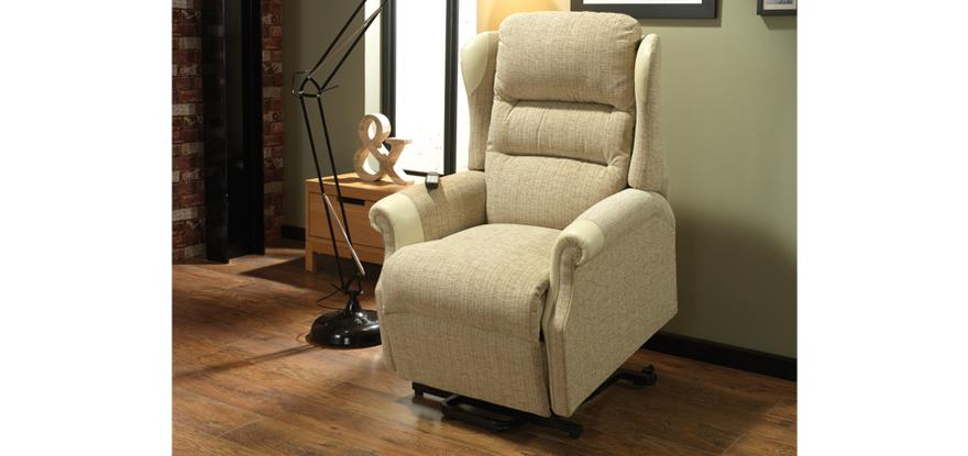 Rise and Recline. Available immediately.