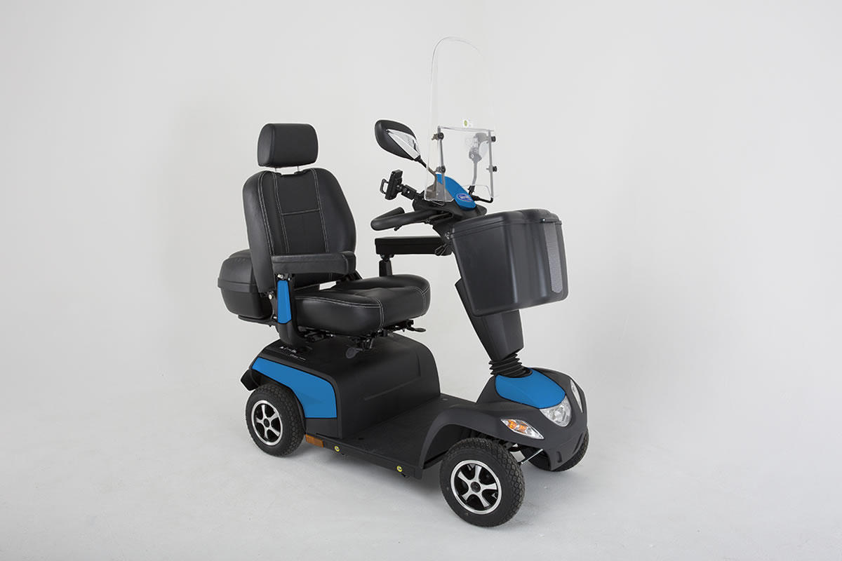 Invacare Orion Metro Electric Blue