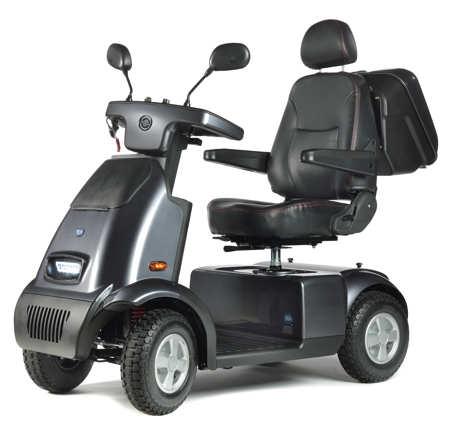 2020 TGA breeze midi 4 mobility scooter front