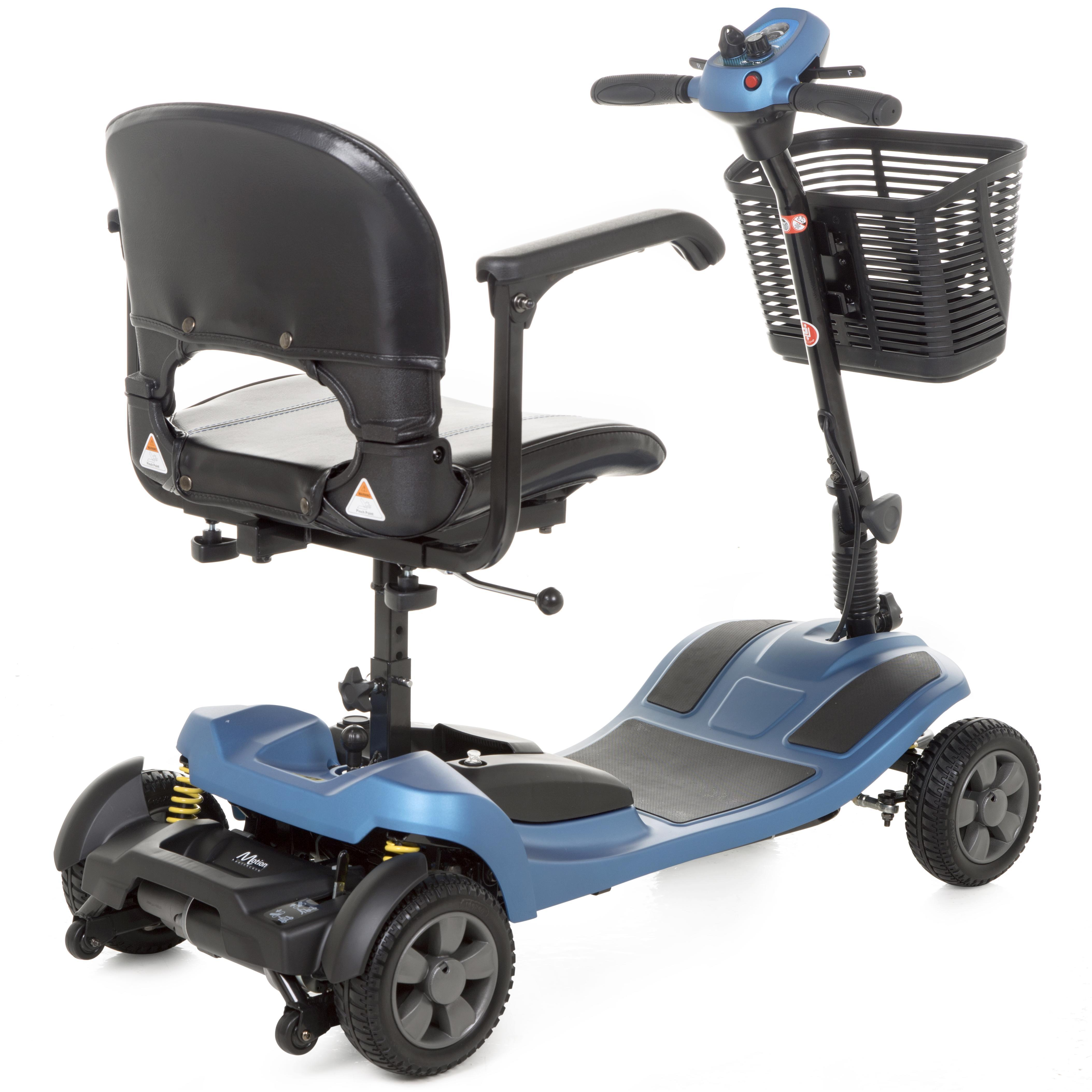 Lithilite Mobility Scooter Blue