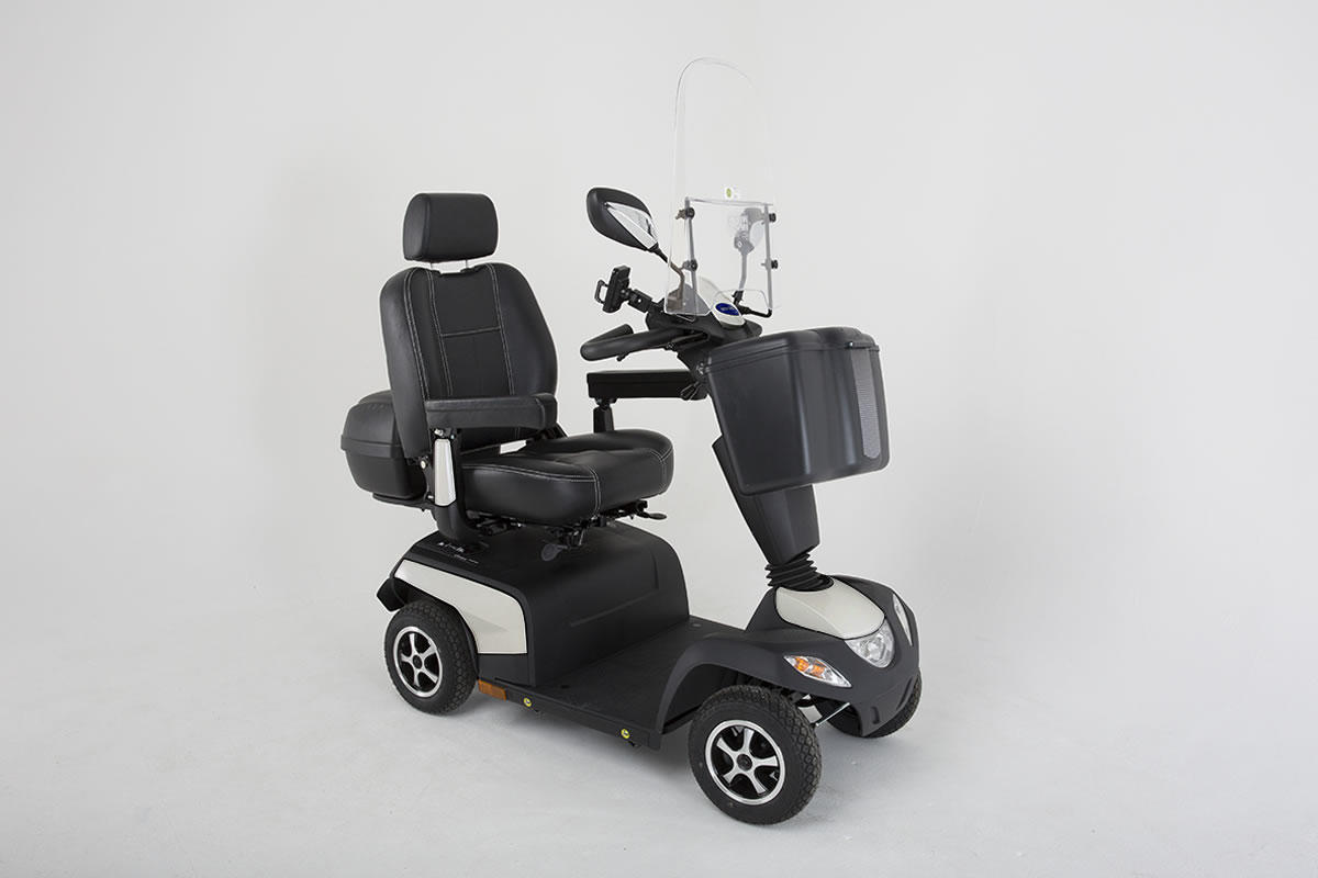 Invacare Orion Metro Chrome