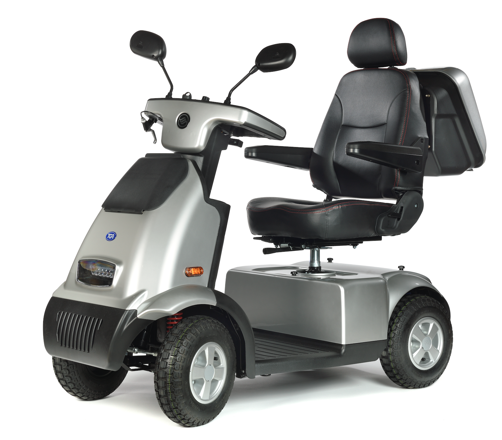 2020 TGA breeze midi 4 mobility scooter silver