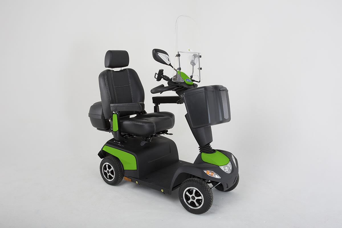 Invacare Orion Metro Jade Green