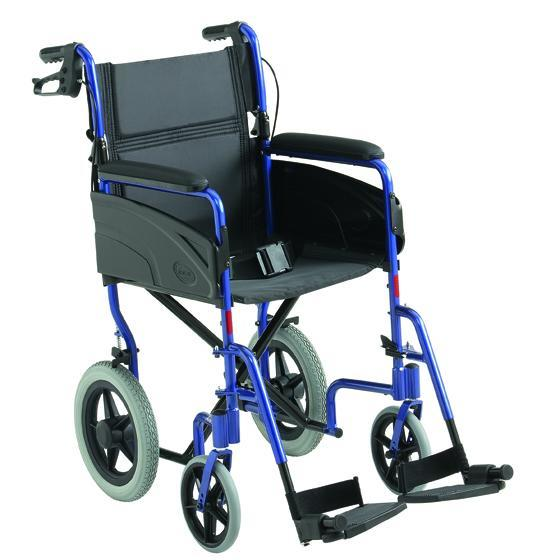 Invacare Aluminium Wheelchair