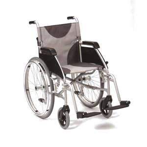 Lightweight Aluminium wheelchair
