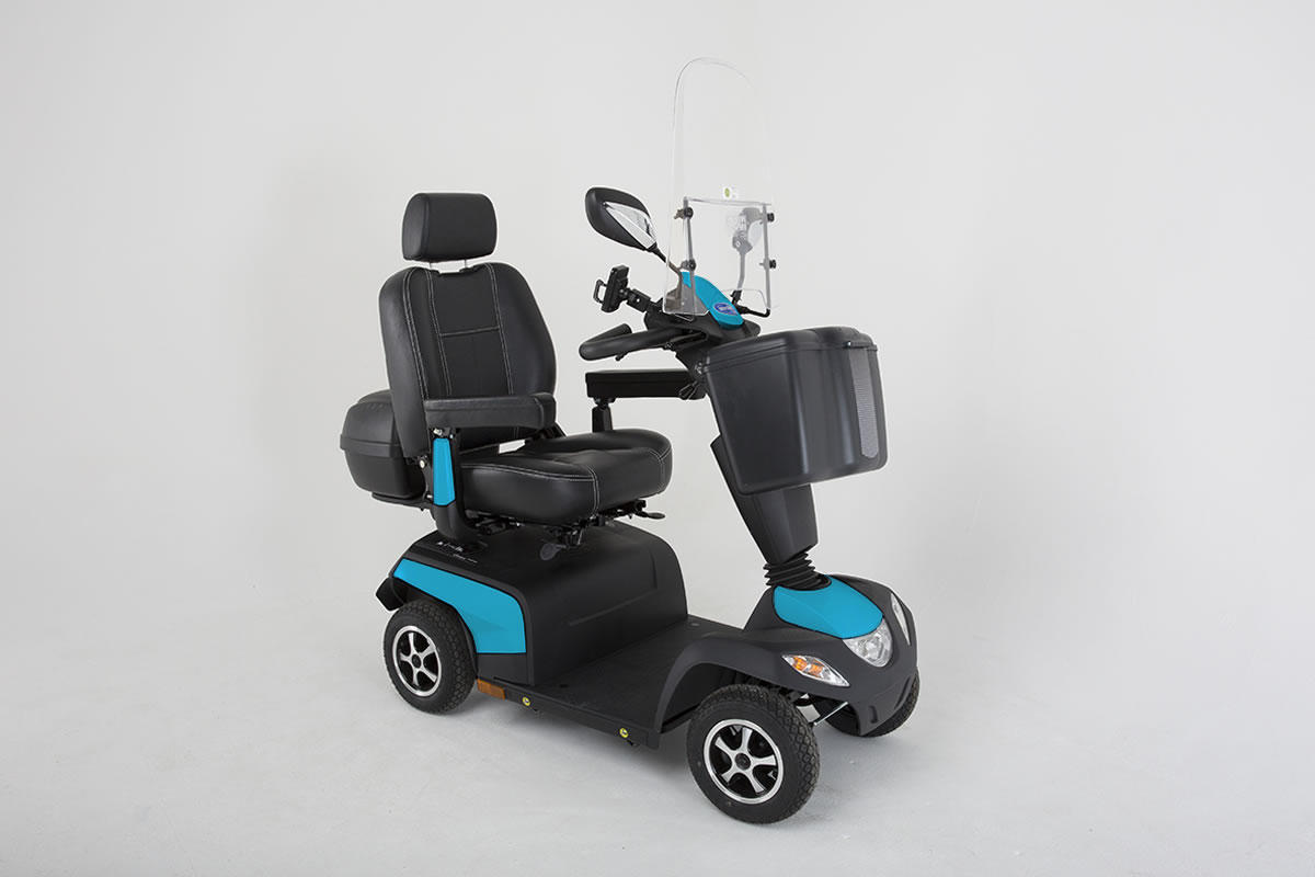 Invacare Orion Metro Saphire Blue
