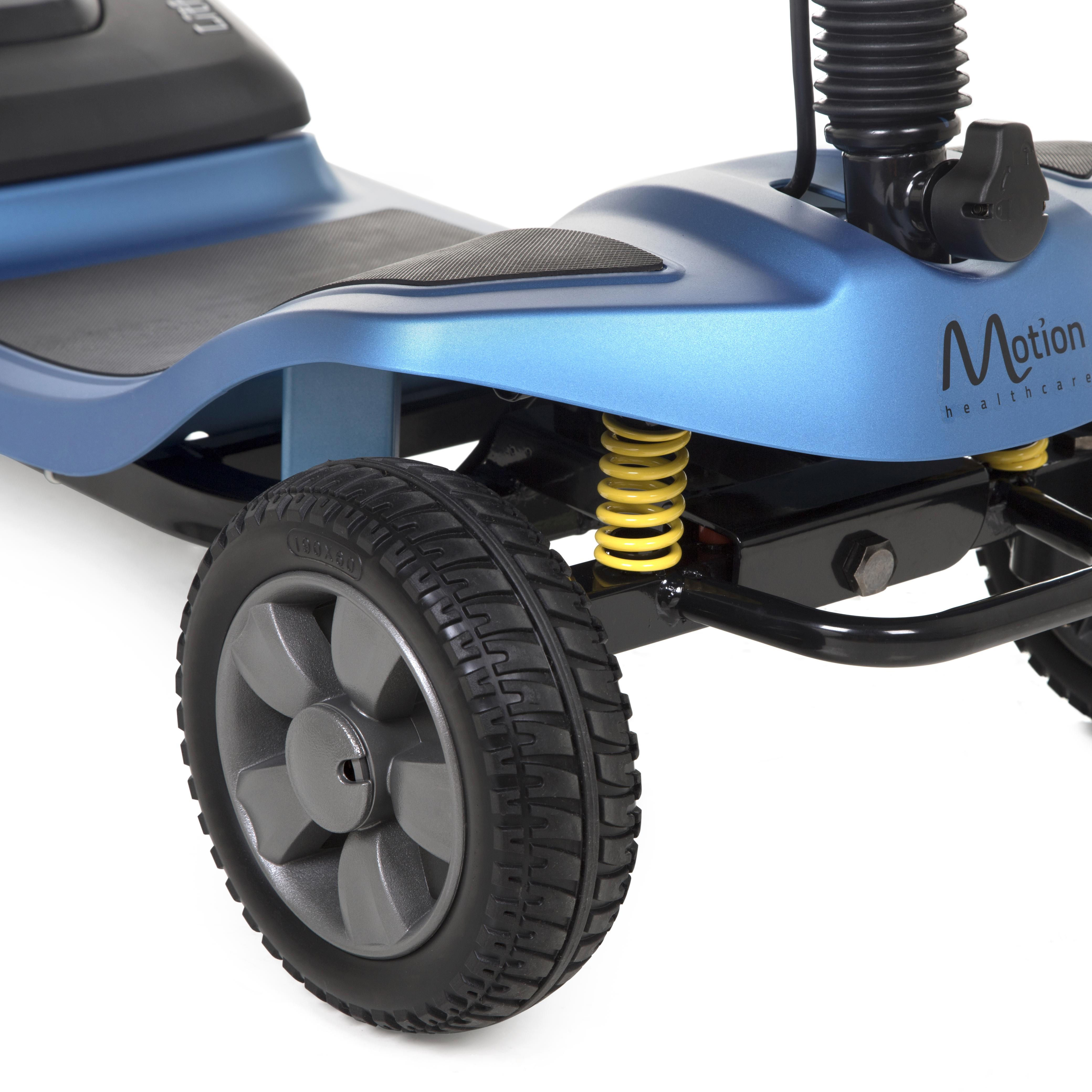 Lithilite Mobility Scooter in Blue