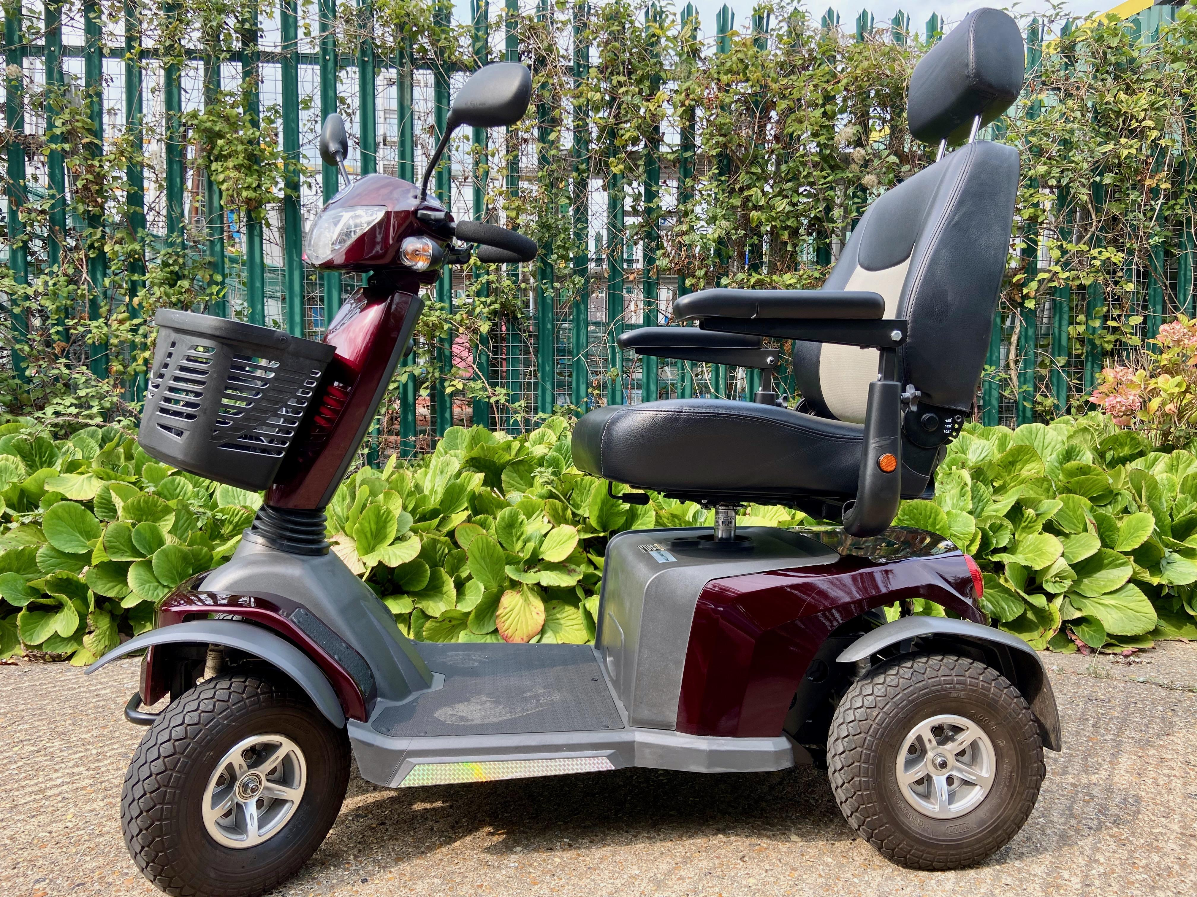 Used Mobility Scooter Thanet