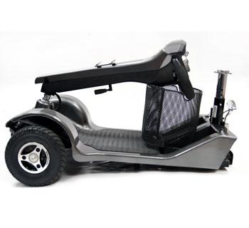 Sapphire Scooter Front Half