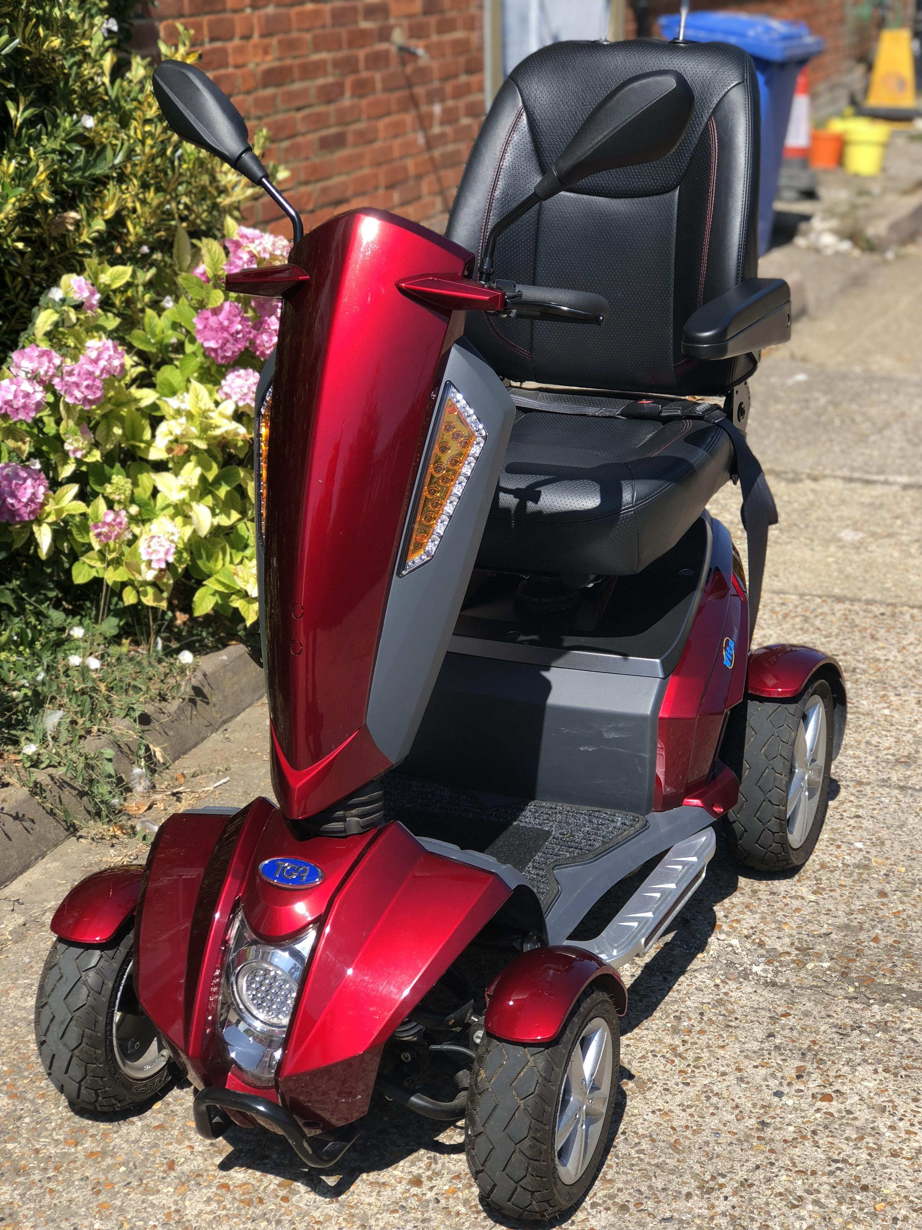 Used mobility scooter - Canterbury service