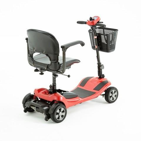 Lithilite Mobility Scooter Red