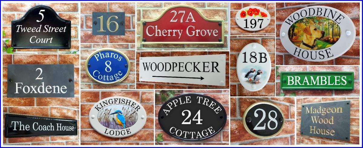House Signs by Yoursigns Ltd