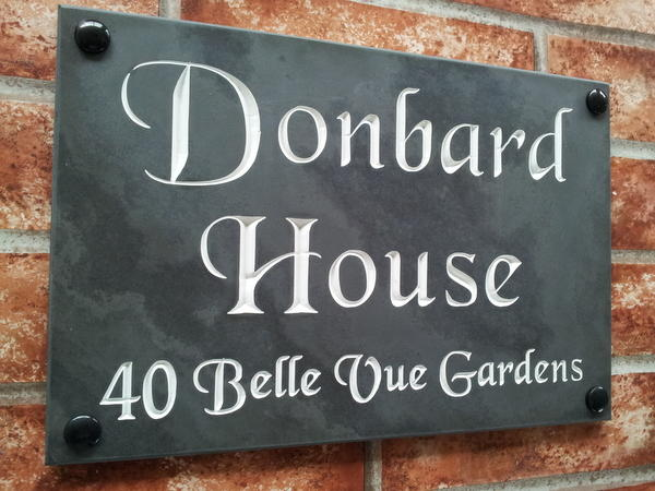Example of Donbard House