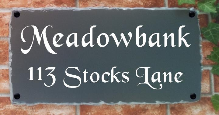 Example displaying Meadowbank 113 Stocks Lane