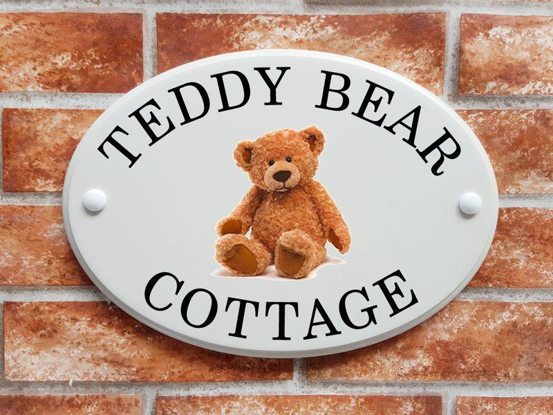 Teddy bear (code 059)