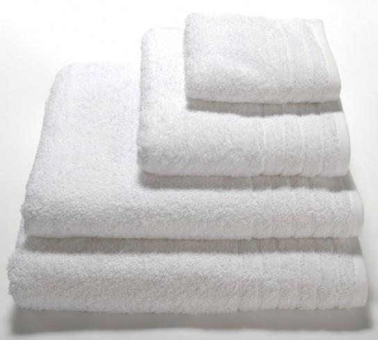 Towels - Colour: White