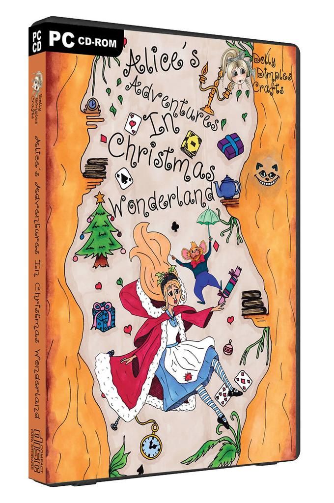 New Release - Coming Soon - Alice's Adventures in Christmas Wonderland