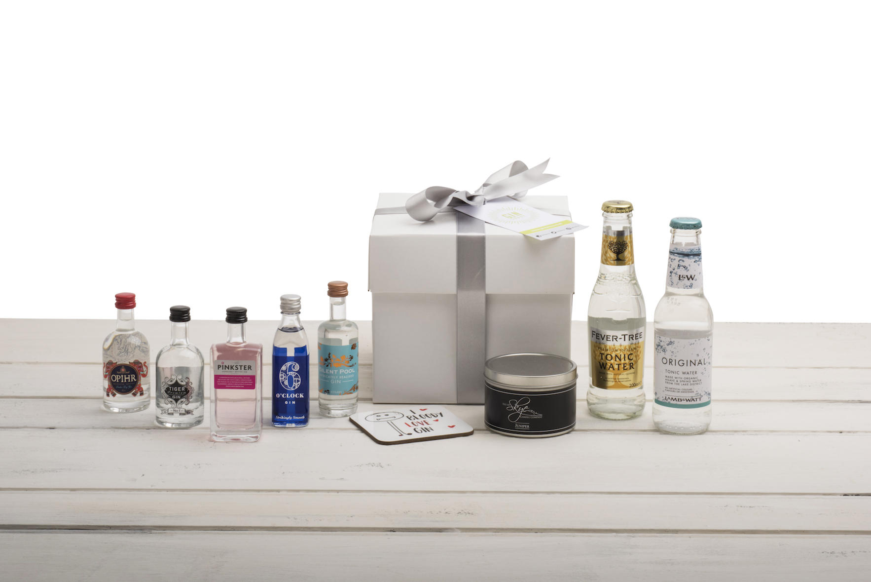 Amazing Bottles Gin Gift Set