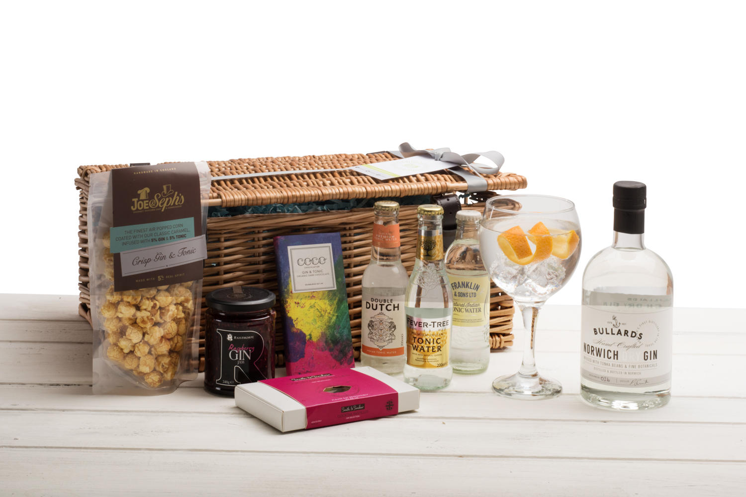 Bullards Norwich Gin Hamper