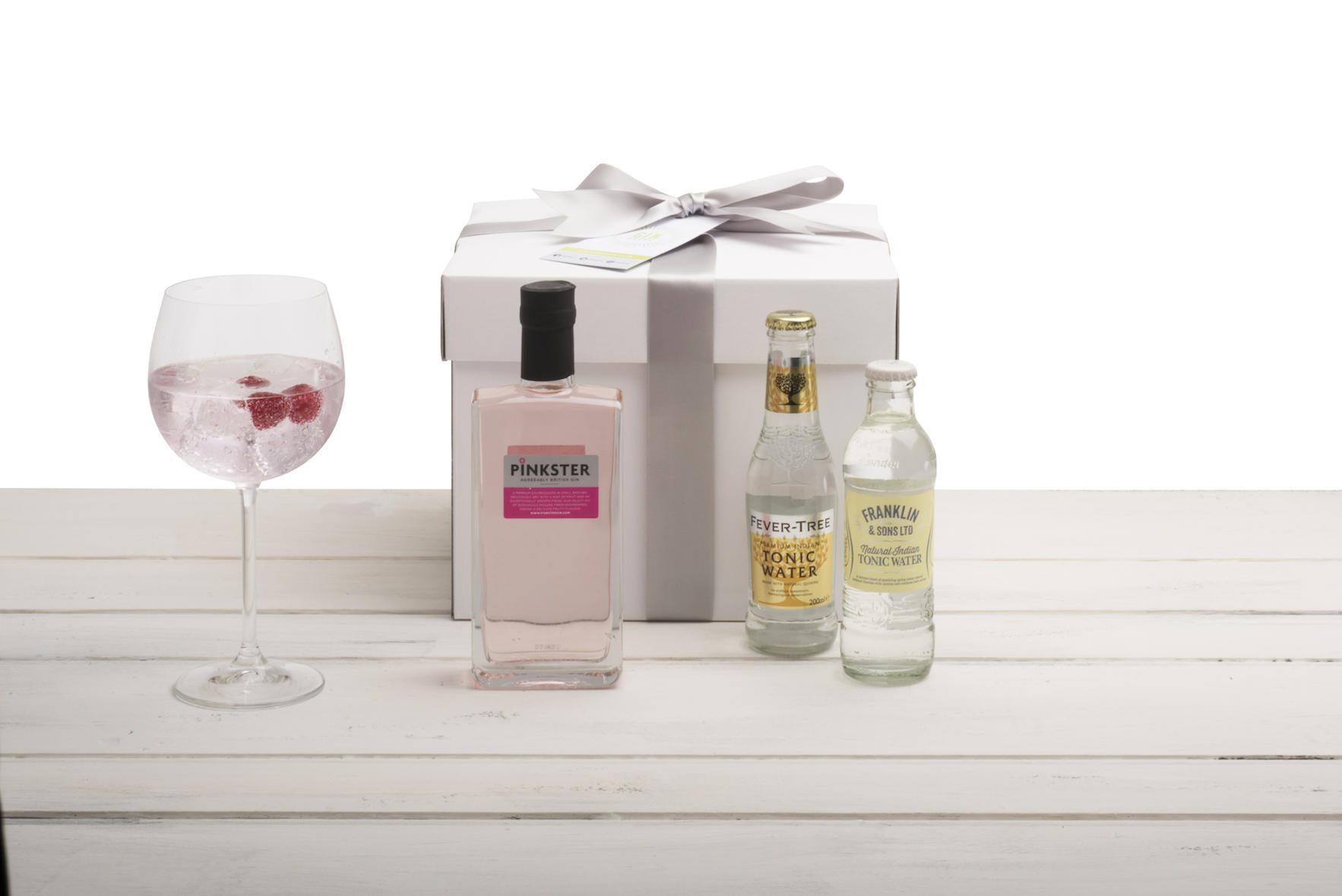 Pinkster Gin Gift Set with Gin Copa